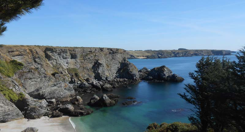 Group Stay. Belle Ile