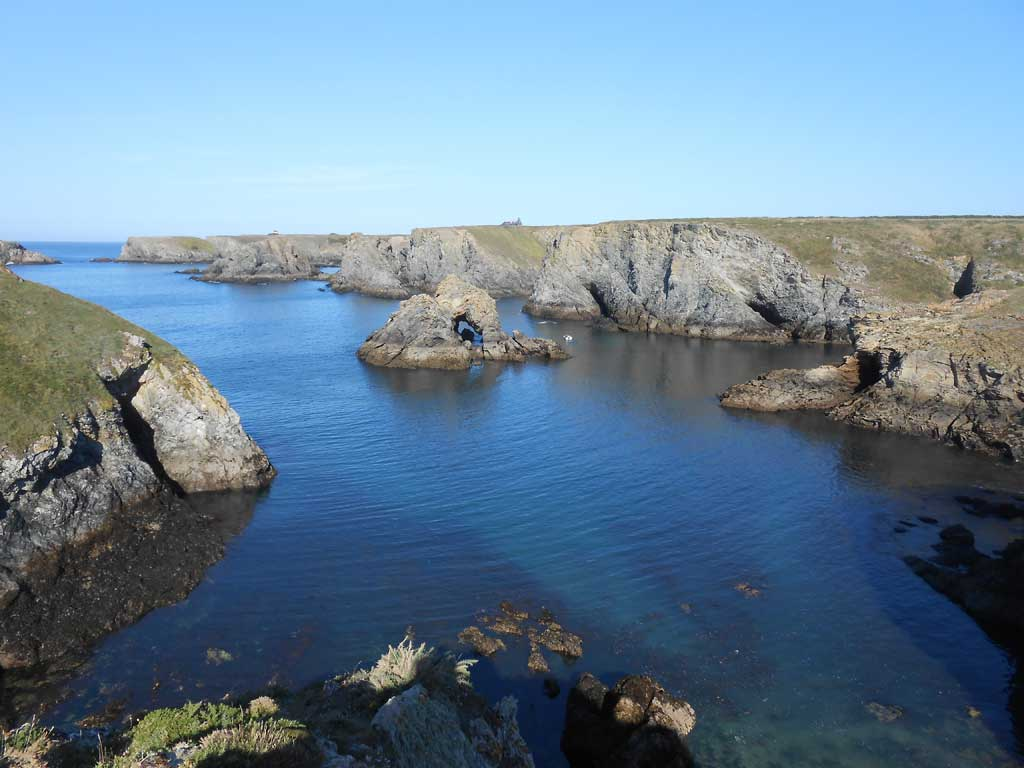 Visiter belle le en mer le palais plages villages - Office du tourisme belle ile en mer ...